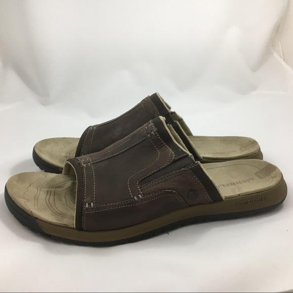 e5fd13e97688 Merrell Men s Traveler Tilt Slide Sandal Size 14. M 5b708922c2e88e9d80aea2fa